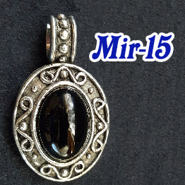 Mir-15 PEWTER MAGIC MIRROR