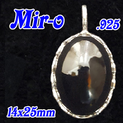 Mir-O MAGIC MIRROR <br>Sterling Silver