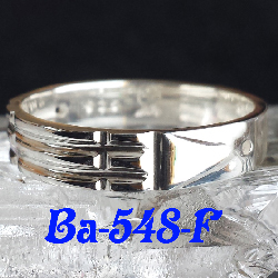 *Ba-548-F Atlantis Ring (Sterling .925)